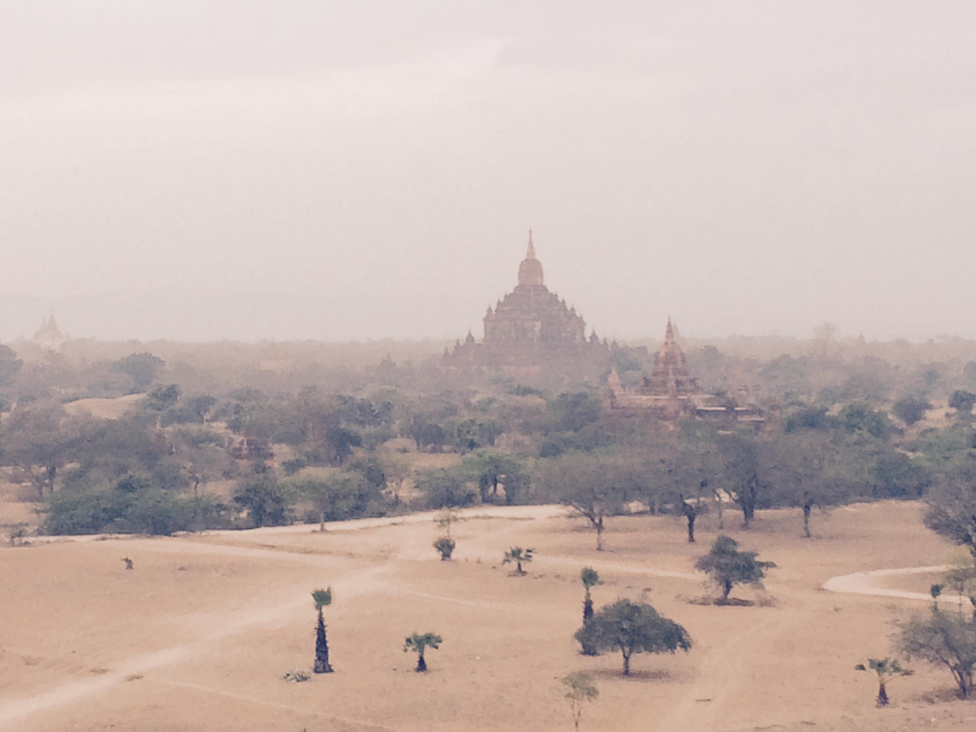 Bagan Birmanie Asie 1 JOUR A